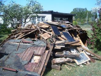 Abriss und Entsorgung mit der KaBaut Garten & Landschaftspflege